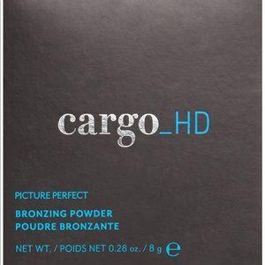 NIB cargo has bronzer